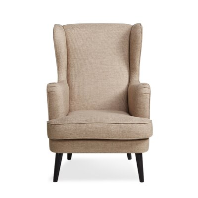 Guillame Wingback Chair