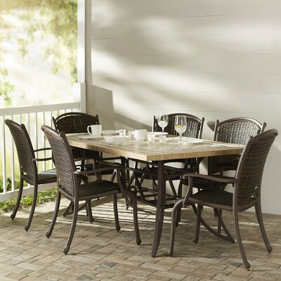 Christmas 7 Piece Dining Set