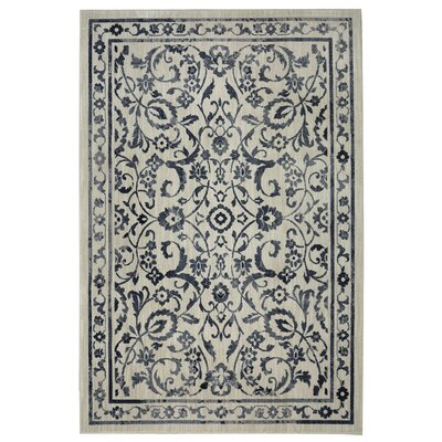 Rutland Beige Area Rug Rug Size: Rectangle 53 x 710