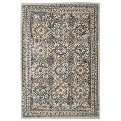 Rutland Beige Area Rug Rug Size: Rectangle 8 x 10