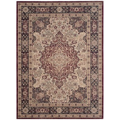 Marion Brown Area Rug Rug Size: 4 x 6