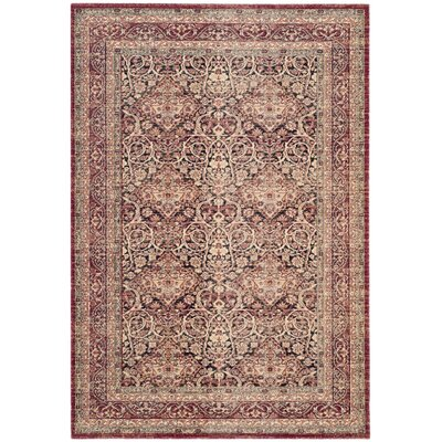 Marion Brown Area Rug Rug Size: Rectangle 9 x 12