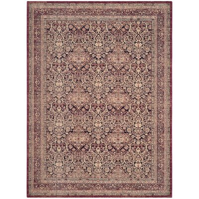 Marion Area Rug Rug Size: 51 x 76