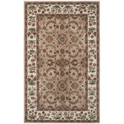 Hillsdale Hand-Tufted Area Rug Rug Size: Rectangle 8 x 10