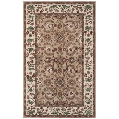 Hillsdale Hand-Tufted Area Rug Rug Size: 4 x 6