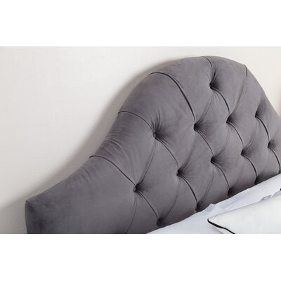 Berwick Upholstered Panel Headboard