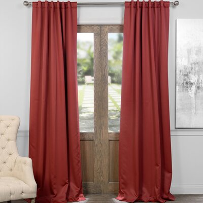Blackout Thermal Curtain Panels