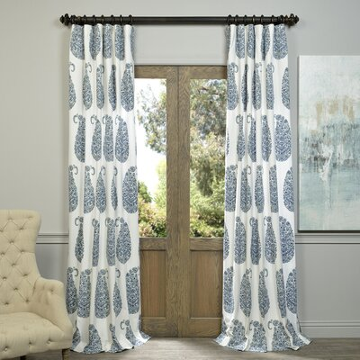 Kane Blackout Thermal Single Curtain Panel