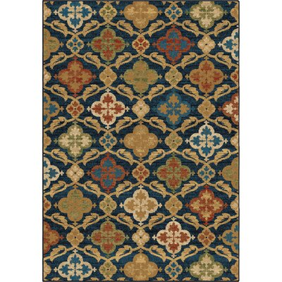 Moille Area Rug Rug Size: 710 x 1010