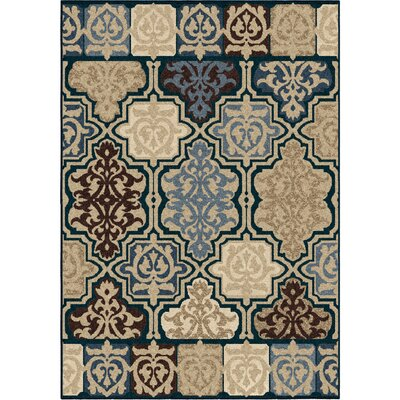 Dubuque Indoor/Outdoor Area Rug Rug Size: 78 x 1010