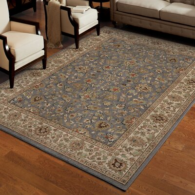 Detroit Gray Area Rug