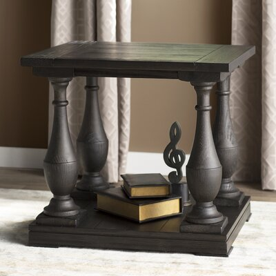 Travis Rectangular End Table