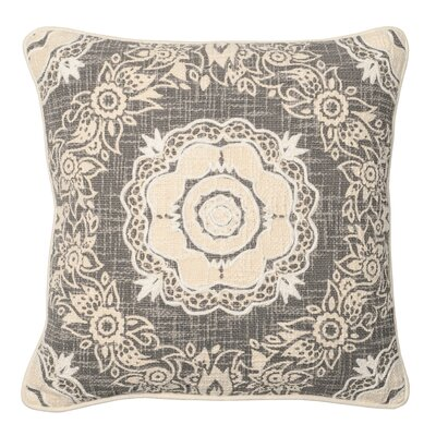 Abita 100% Cotton Throw Pillow