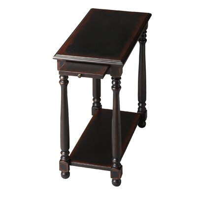 Heisler Console Table Finish: Midnight Rose