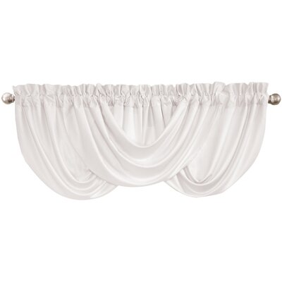 Alvan Drape Rod Pocket Valance