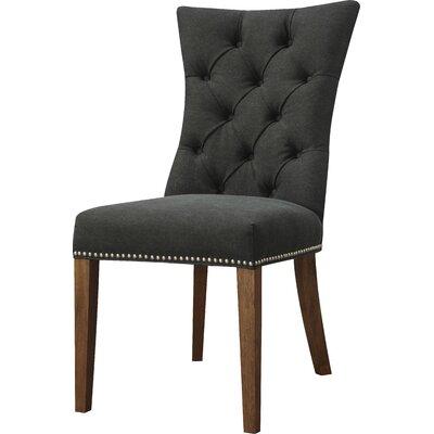 Scheerer Side Chair Finish: Black