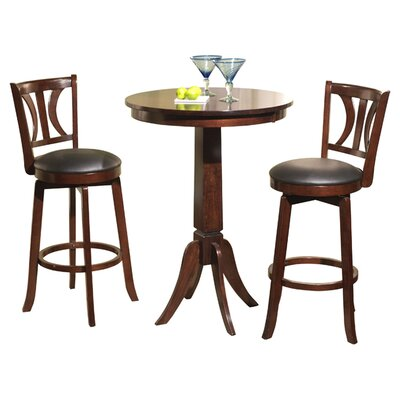 Loami 3 Piece Pub Table Set