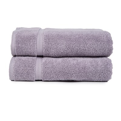 Morton Modern Living Fine Cotton Washcloth Color: Purple
