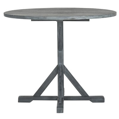 Babineaux Dining Table Finish: Ash Gray