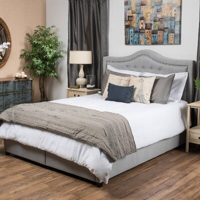 Saltsman Panel Bed Size: Queen