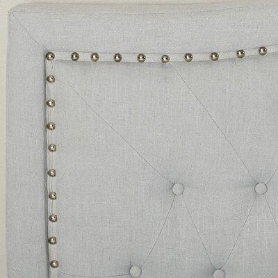 Sampson Upholstered Panel Headboard Size: King/Cal-King