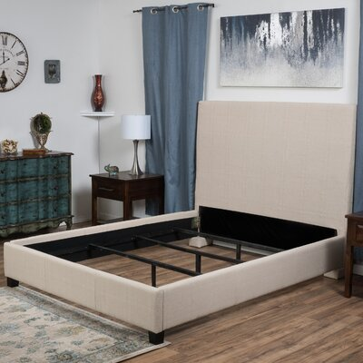 Woodard Panel Bed Size: California King