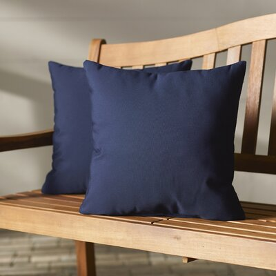 Ludlow Outdoor Sunbrella Throw Pillow
