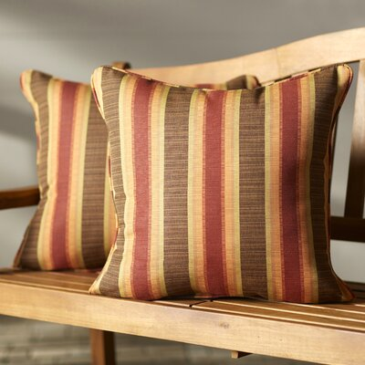 Indoor/Outdoor Sunbrella Throw Pillow