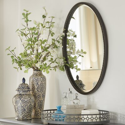 Eunice Mirror Finish: Oil Rubbed Bronze