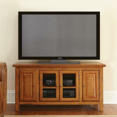 Blair 60 TV Stand Color: Oak