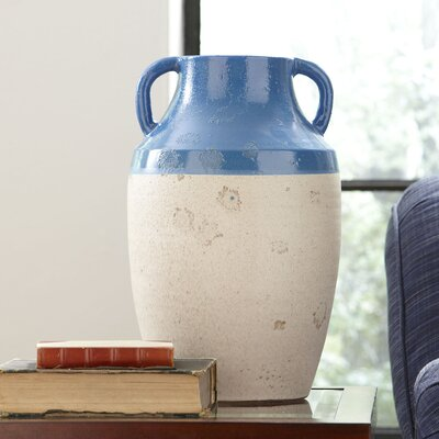 Harcourt Vase Color: Denim
