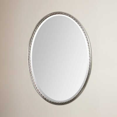 Eunice Mirror Finish: Nickel