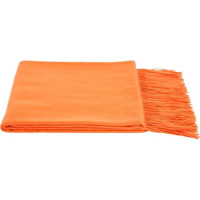 Dickson Wool Throw Color: Hermes