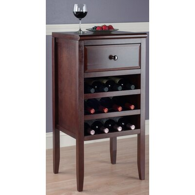 Crescent 12 Bottle Floor Wine Cabinet
