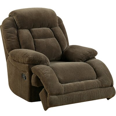 Lammers Rocker Recliner Type: Manual