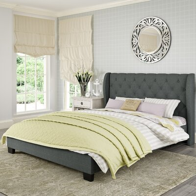 Debord Upholstered Platform Bed