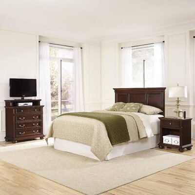 Givens Headboard Bedroom Collection