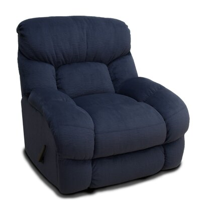 Bulfinch Rocker Recliner Color: Midnight