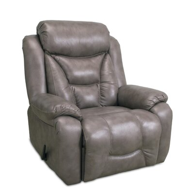 Carlinville Manual Rocker Recliner Color: Haze