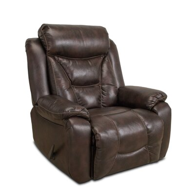 Carlinville Rocker Recliner Color: Java