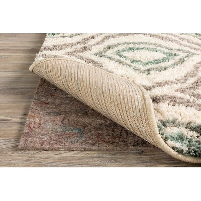Craddock Rug Pad Rug Size: Square 8