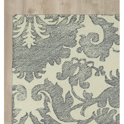 Rosalind Hand-Tufted Beige/Gray Area Rug