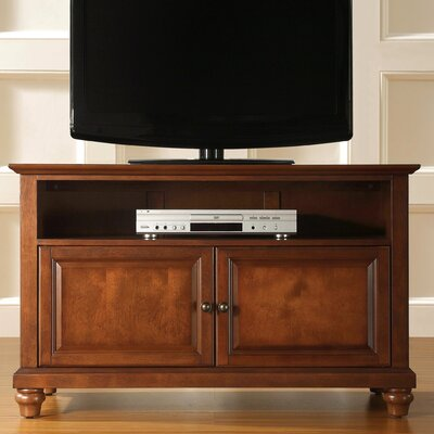 Goreville 42 TV Stand Color: Classic Cherry