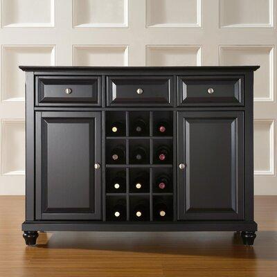 Goreville Server Color: Black