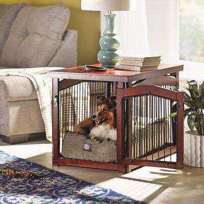 2-in-1 Configurable Pet Crate & Gate Size: Medium (22.5 H x 23.5 W x 32.5 L)