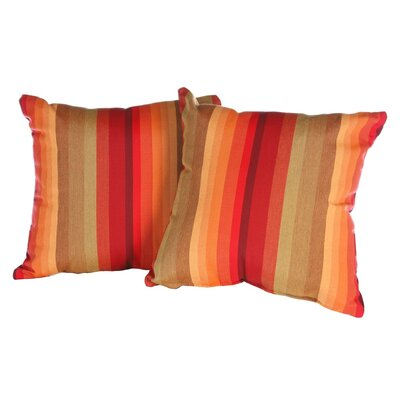 Anns Outdoor Throw Pillow