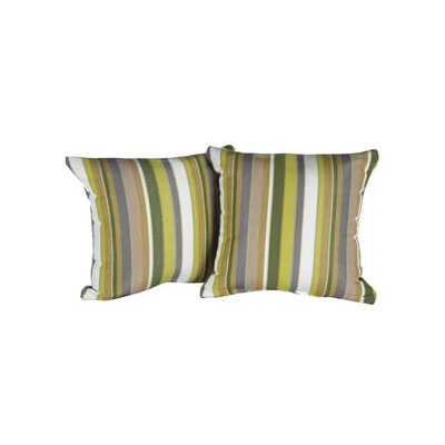 Ansara Indoor/Outdoor Sunbrella Throw Pillow