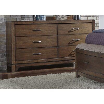 Aranson 6 Drawer Dresser