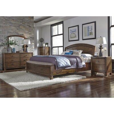 Aranson Panel Bed