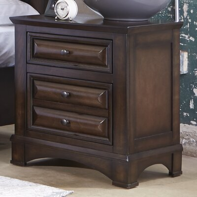 Aranha 2 Drawer Nightstand